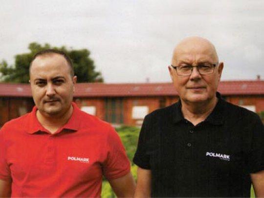 Marek i Marcin Rzepka - Hodowcy gołębi pocztowych